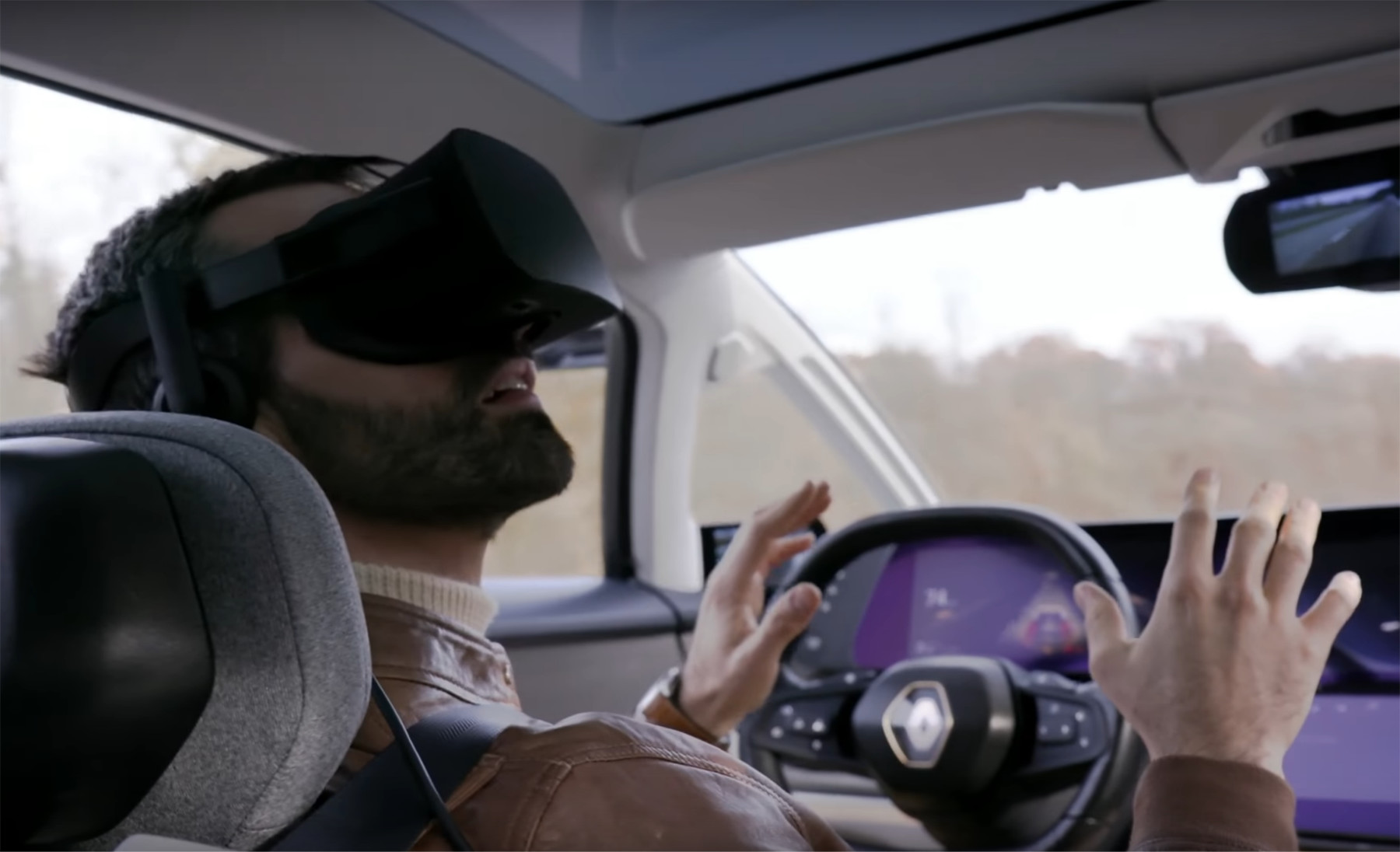 Ubisoft And Renault Partner Up To Allow Drivers To Experience Vr