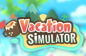 vacation simulator logo
