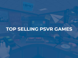 top selling psvr games