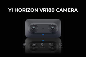 YI Horizon VR 180 Camera Google