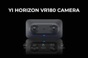 YI Horizon VR 180 Camera Google