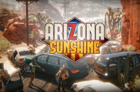 arizona sunshine by vertigo games