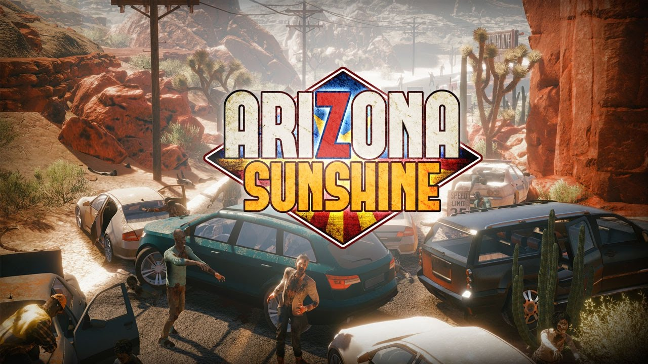 Arizona Sunshine Coming To Location Based VR Arcades