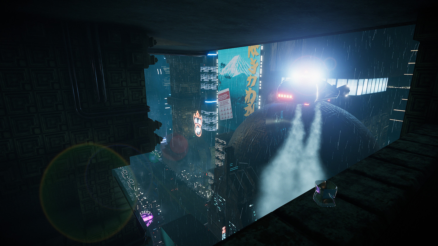 Blade Runner 9732 VR Experience Now Available