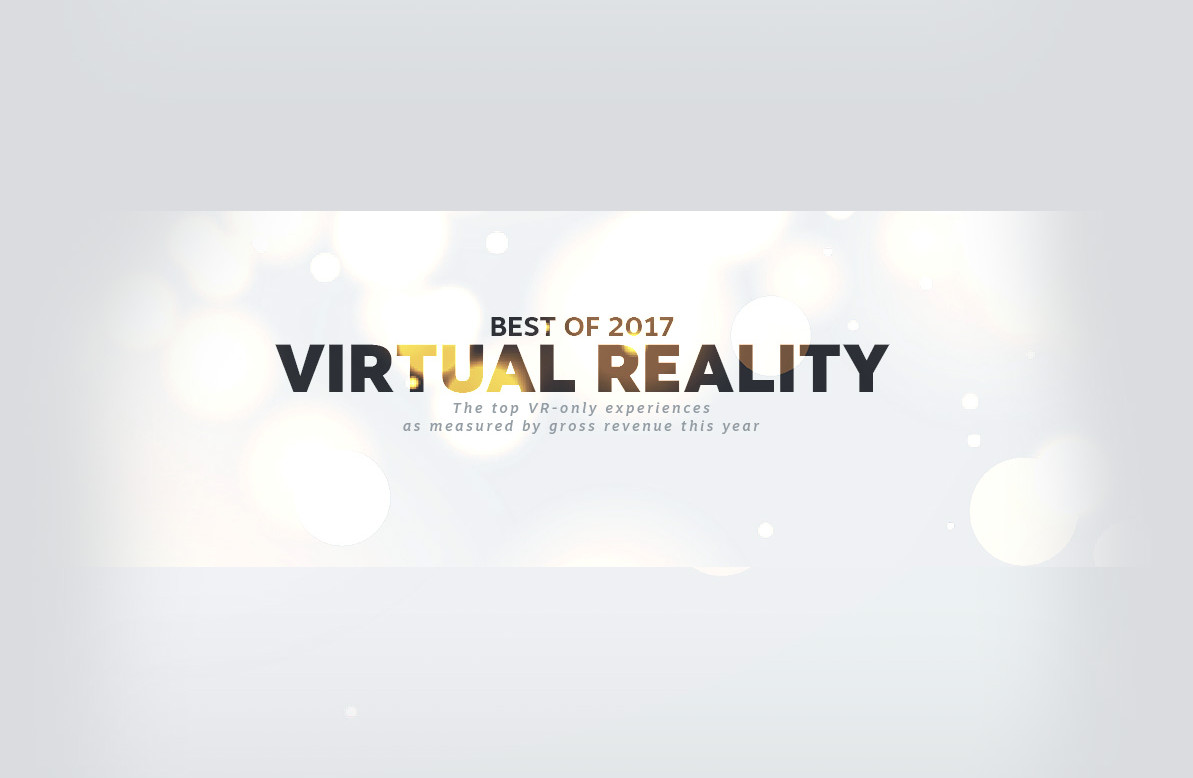 Highest Earning VR Games On Steam In 2017