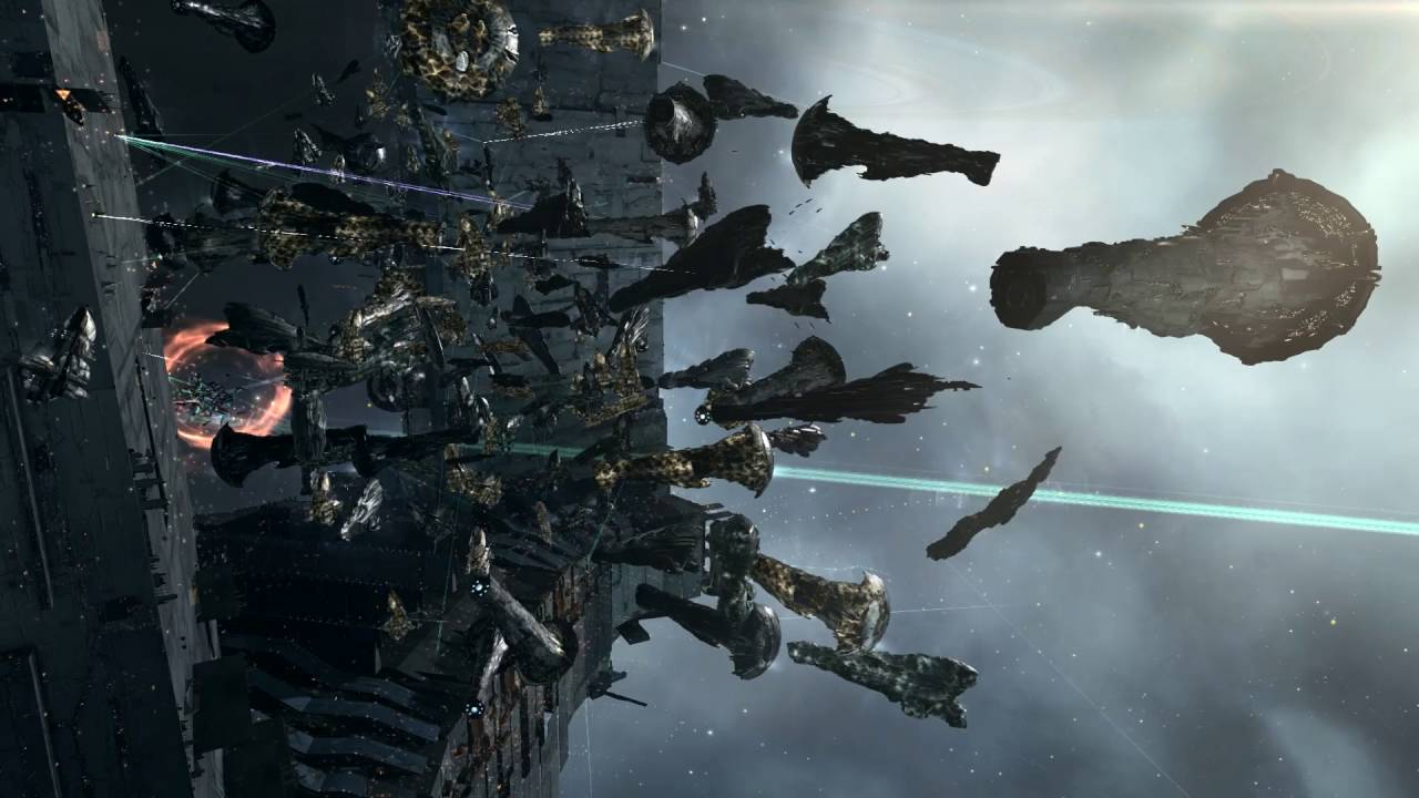Here's Where You Can Watch The Epic $1,000,000 Dollar EVE Online Battle