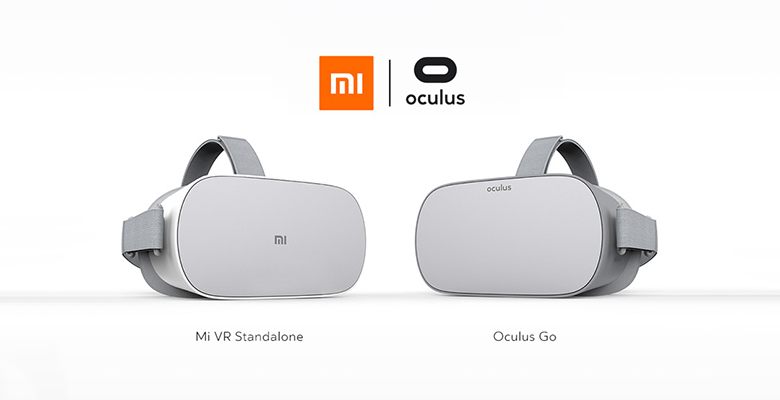Xiaomi and Oculus Reveal Mi VR Standalone Headset