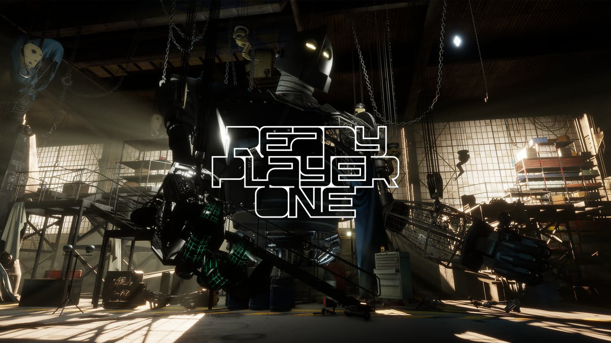 Sansar Studios Releases Ready Player One – Aech's Garage VR Experience