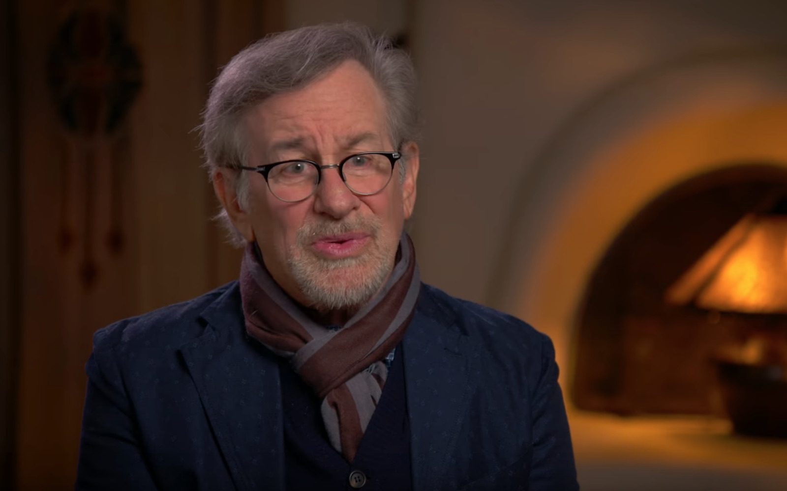 Steven Spielberg: [Ready Player One] Wasn't That Far Away From What I Think Is Going To Happen Some Day