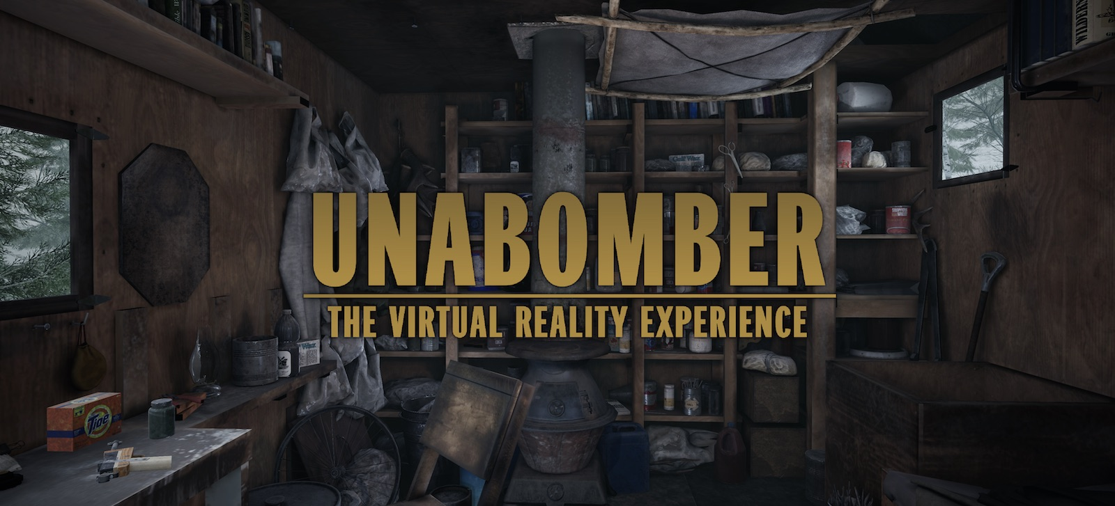 'Unabomber: The Virtual Reality Experience' Will Task You To Solve A Murder Mystery As An FBI Agent