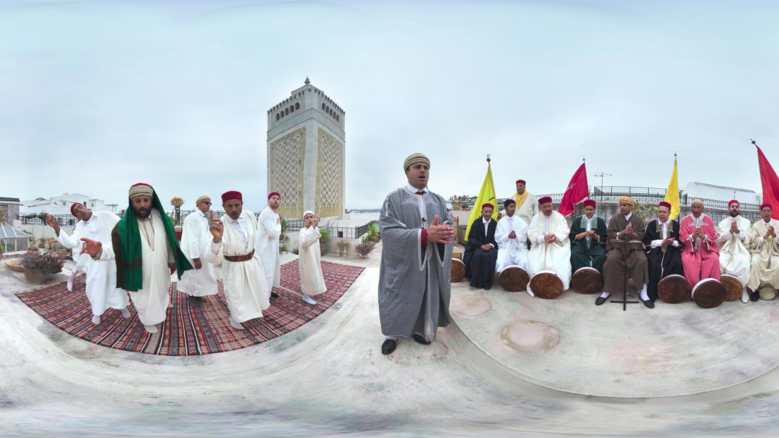 ZIKR: A Sufi Revival Becomes The First VR Documentary To be Acquired At Sundance Film Festival