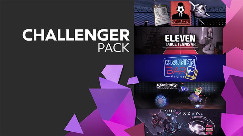 challenger pack oculus sale