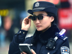 chinese police smart glasses