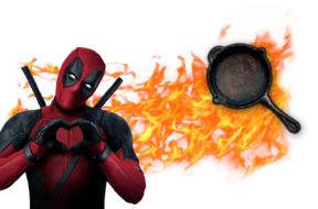deadpool pubg frying pan