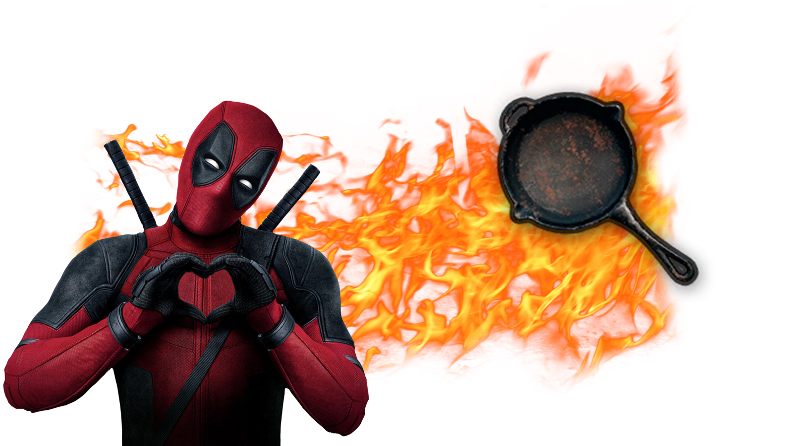 The mighty PUBG Inspired Pan Shows Up In The Upcoming Deadpool 2 Movie