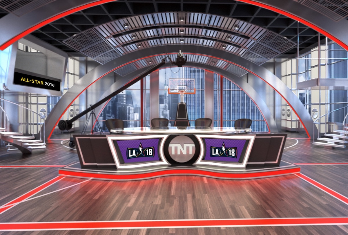 Get Ready To Livestream NBA On TNT In VR Starting February 16th