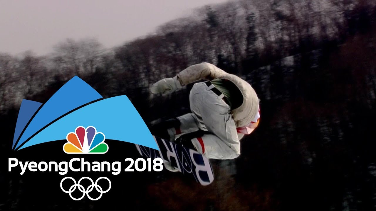 Watch Red Gerard Win The First Olympic Gold Medal For USA In 360 VR At PyeongChang 2018