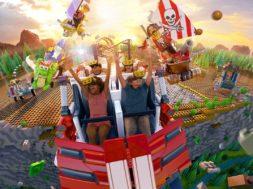the great lego race at legoland