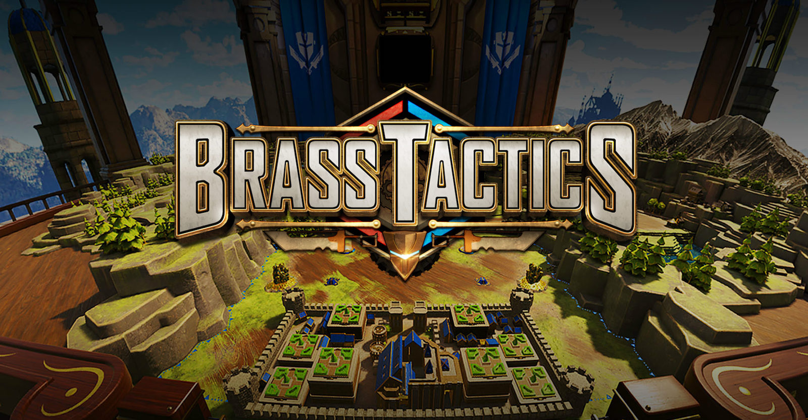 Oculus Announces $28,000 In Prizes On Brass Tactics As A Part Of Their 2 Year Anniversary Event
