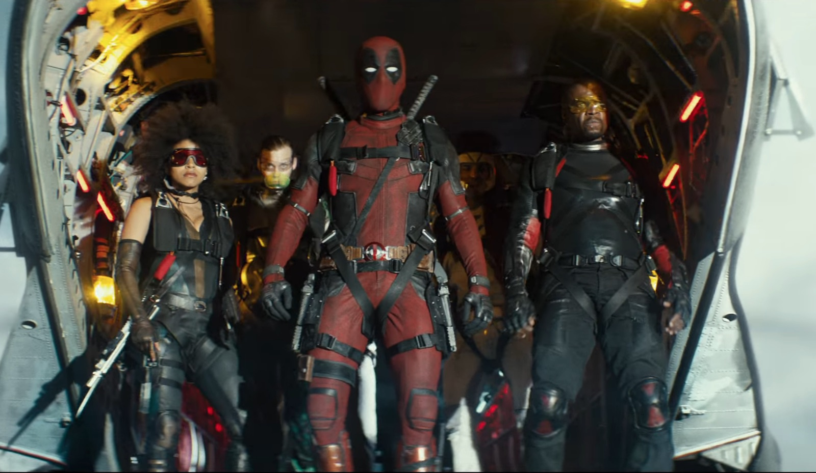 DEADPOOL 2 trailer promises to be twice as loud, amusing and chaotic
