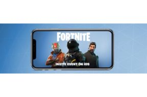 fortnite apple ios
