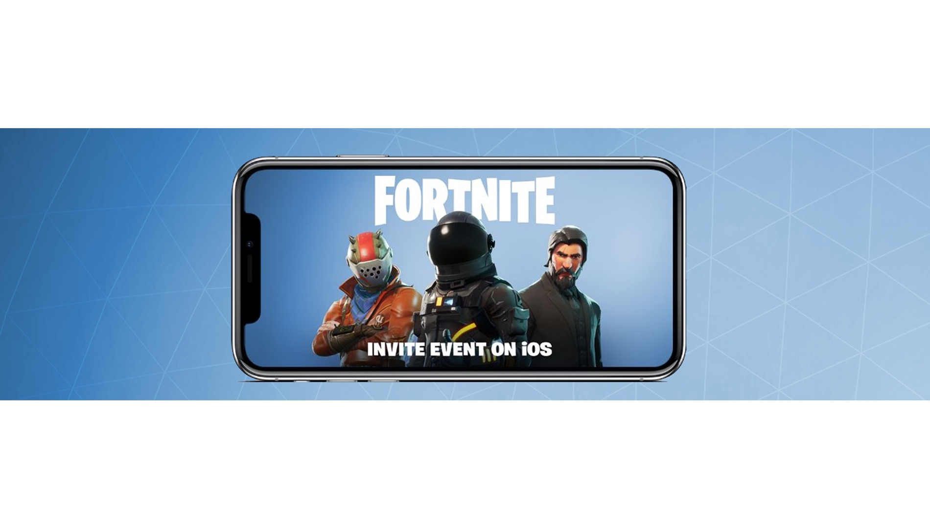 Fortnite Battle Royale is officially coming to mobile devices