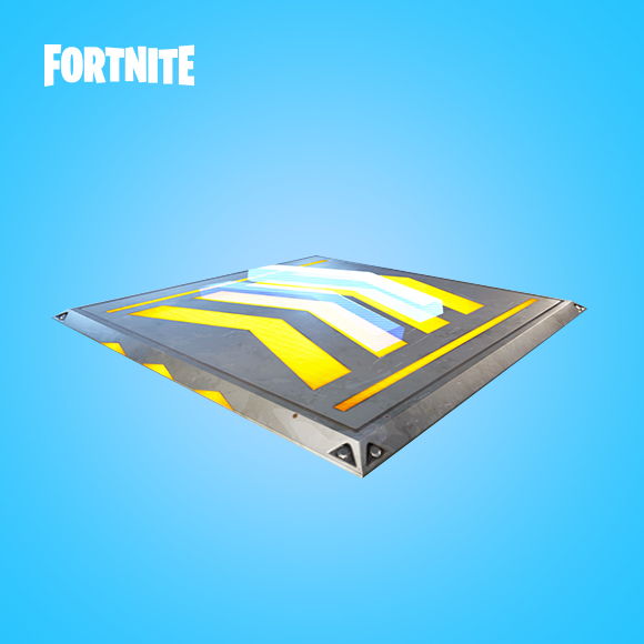 fortnite hoverboard boost pads