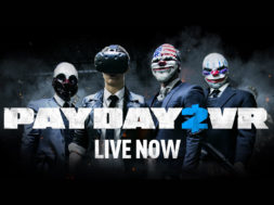 payday 2 vr live