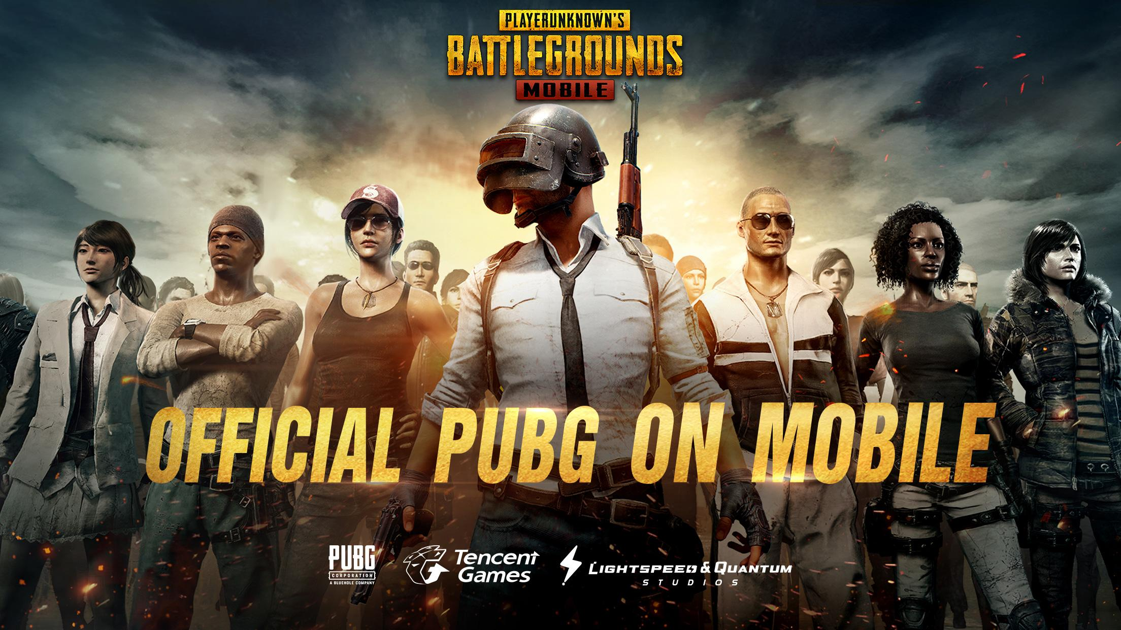 PlayerUnknown's Battlegrounds now available on iPhone and iPad
