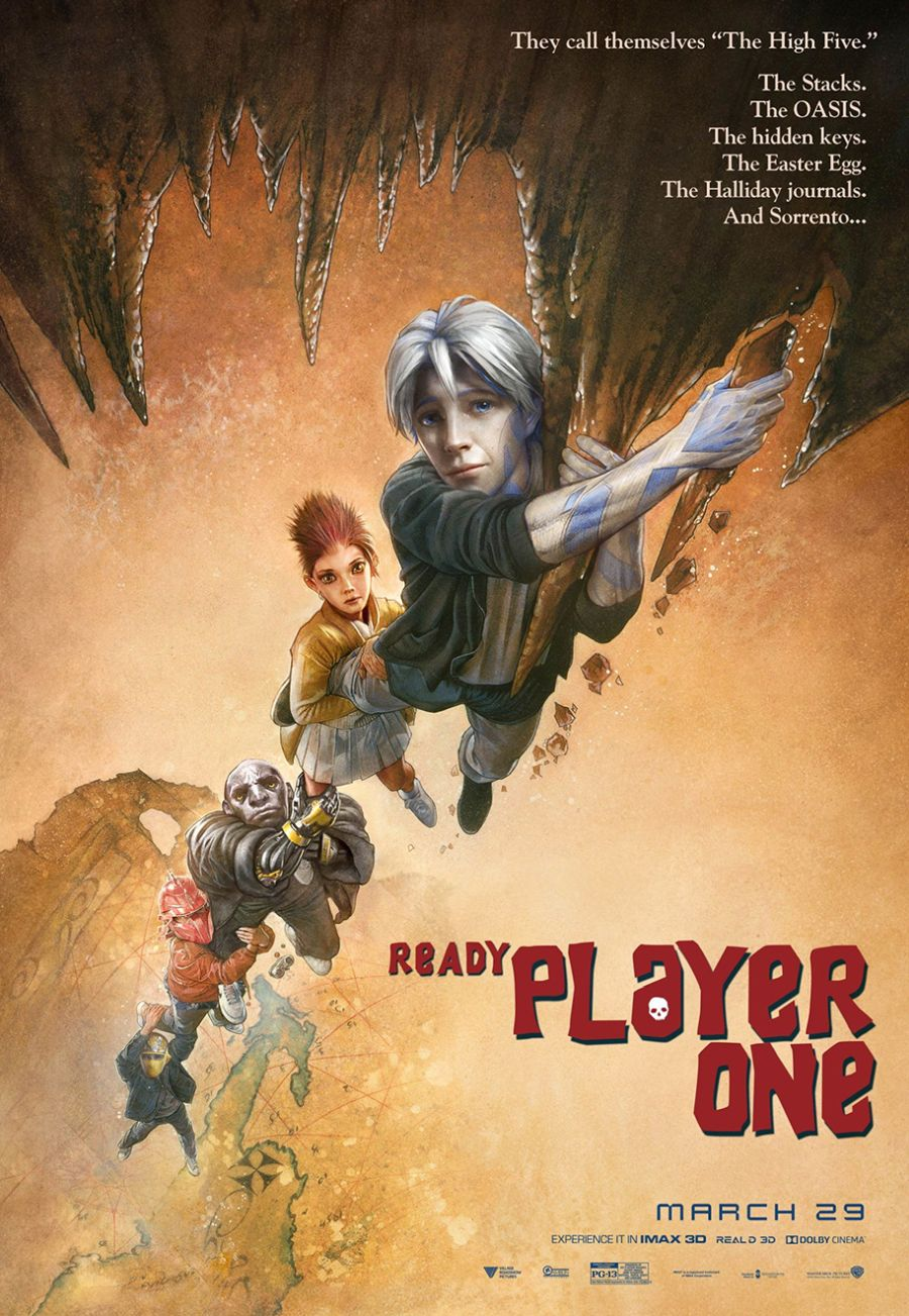 ready player one goonies