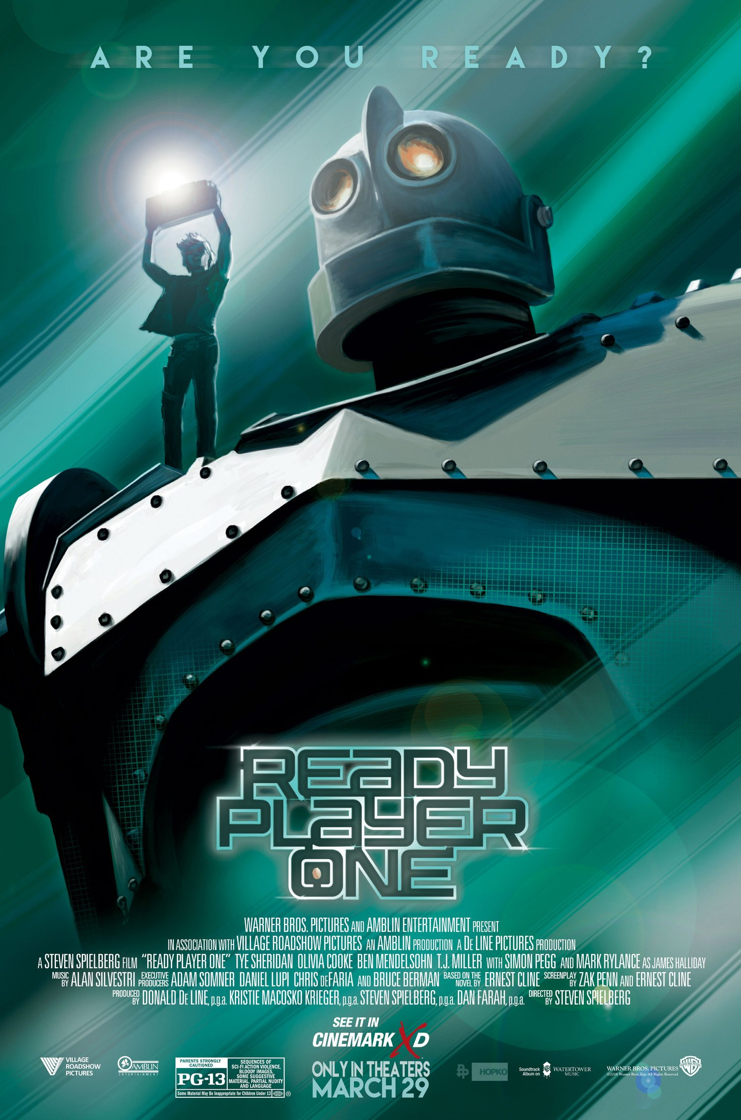ready player one iron giant original