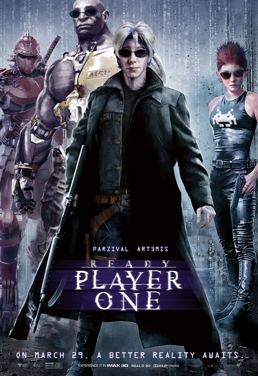 Ready Player One Matrix Vr News Games And Reviews