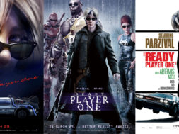 ready player one posters collage