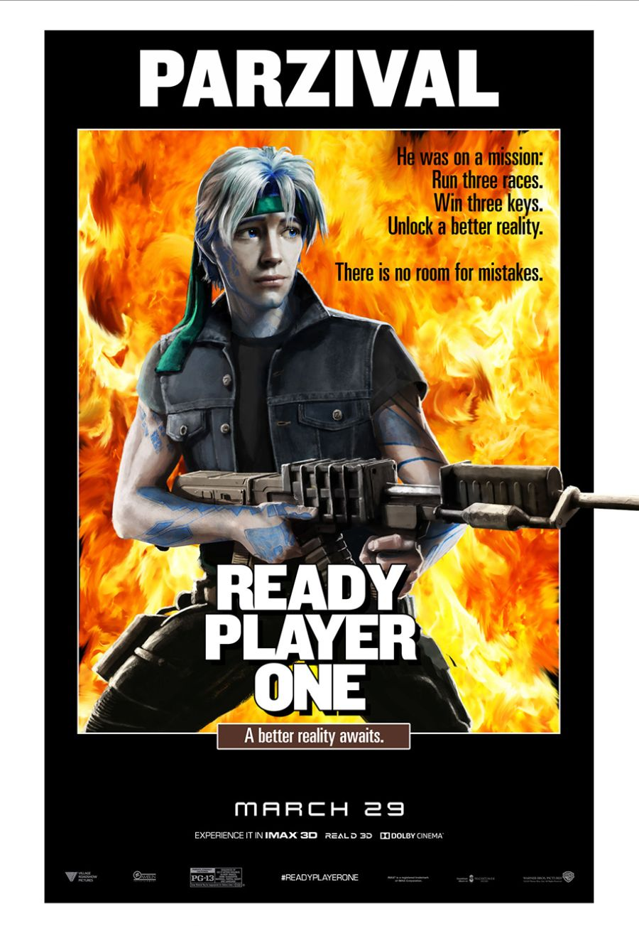 ready player one rambo