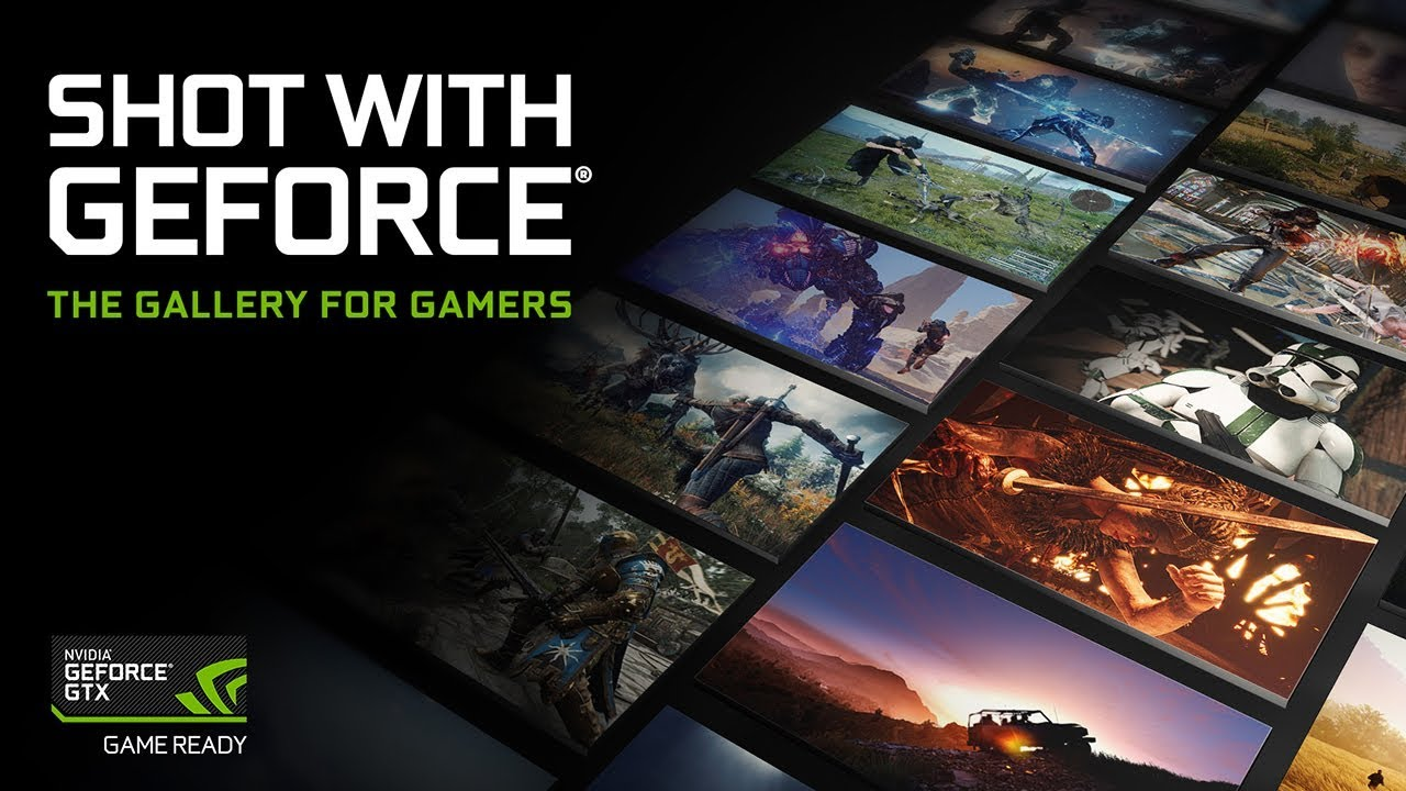 Nvidia Announces Shot With GeForce