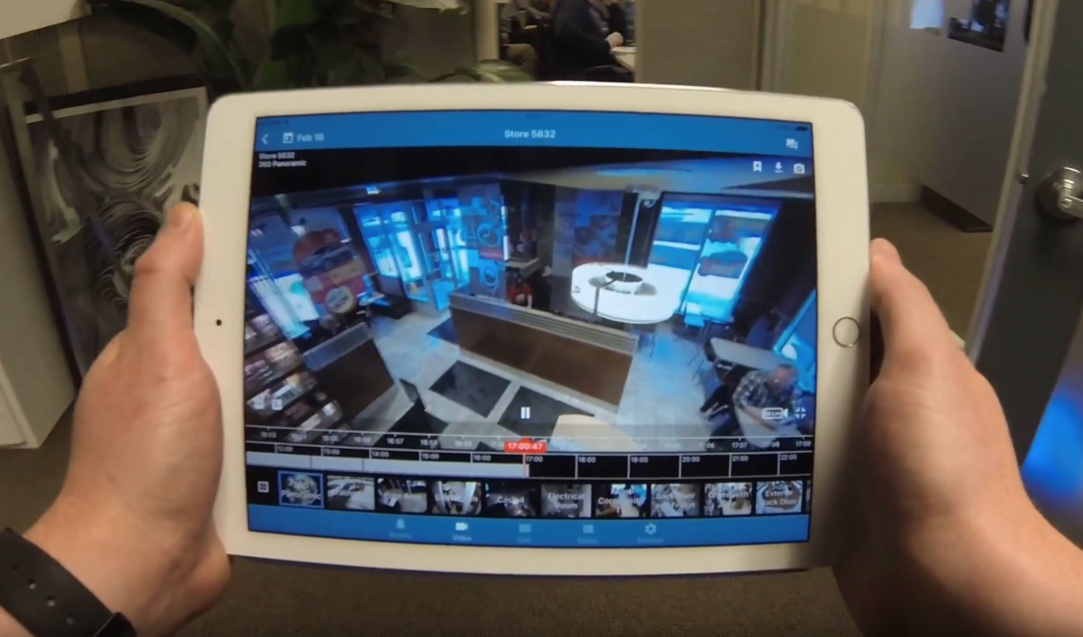 How Modern Restaurant Operators Are Utilizing 360 Video AND Security Cam Footage