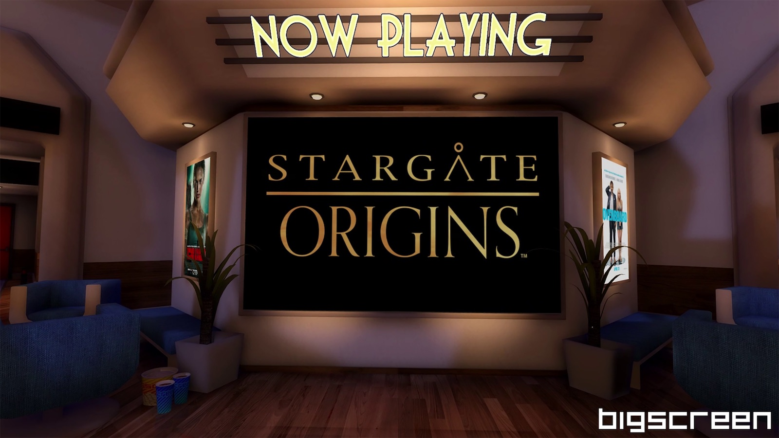 MGM Partners With Bigscreen To Bring The First Two Episodes Of Stargate Origin To VR
