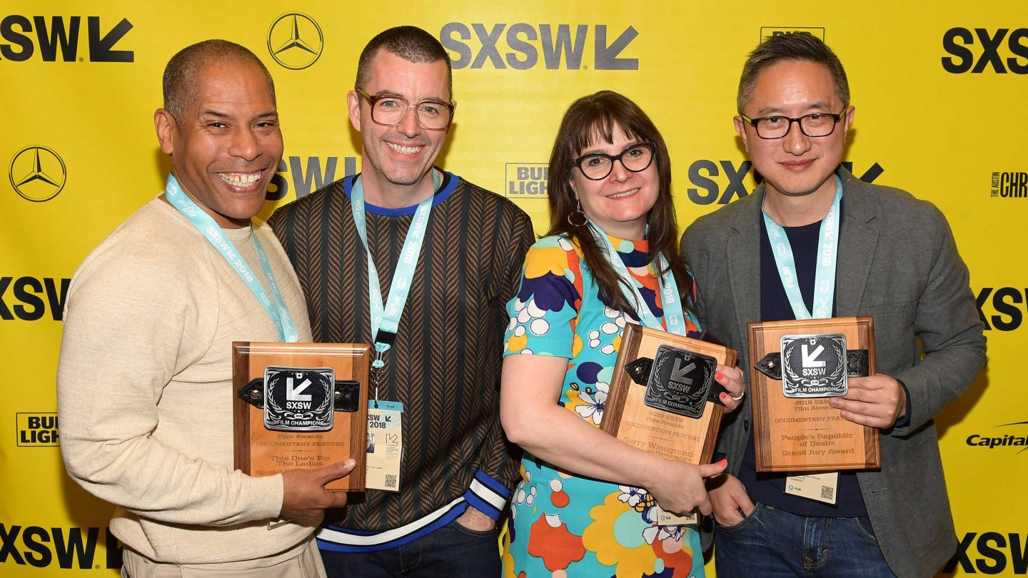 SXSW Film Festival Announces 2018 Audience Award Winners