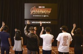 avengers infinity war vr experience