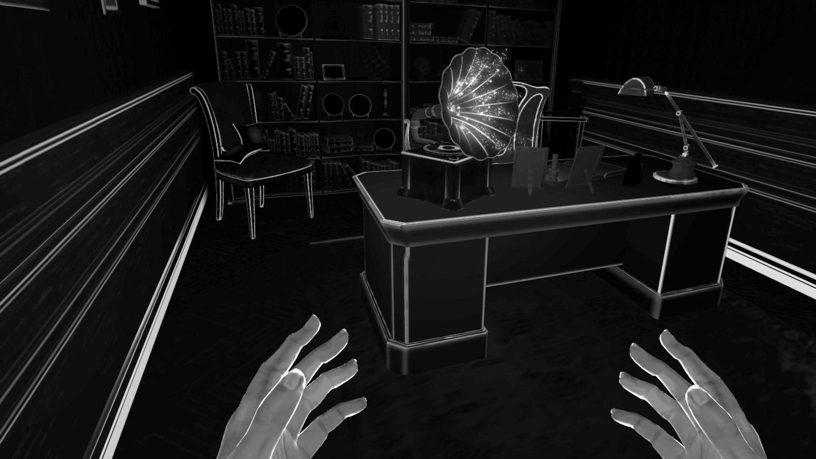 Blind Is A Unique Upcoming VR Game That Uses Echolocation To Find Your Way Around