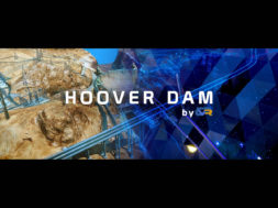 hoover dam by industrial vr