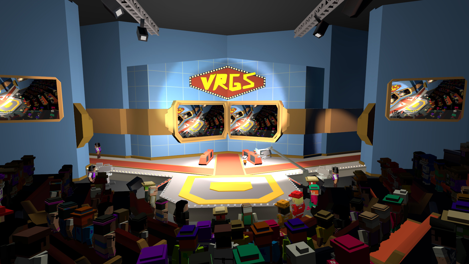Is This The Incredible VR Game Show We've Been Waiting For?
