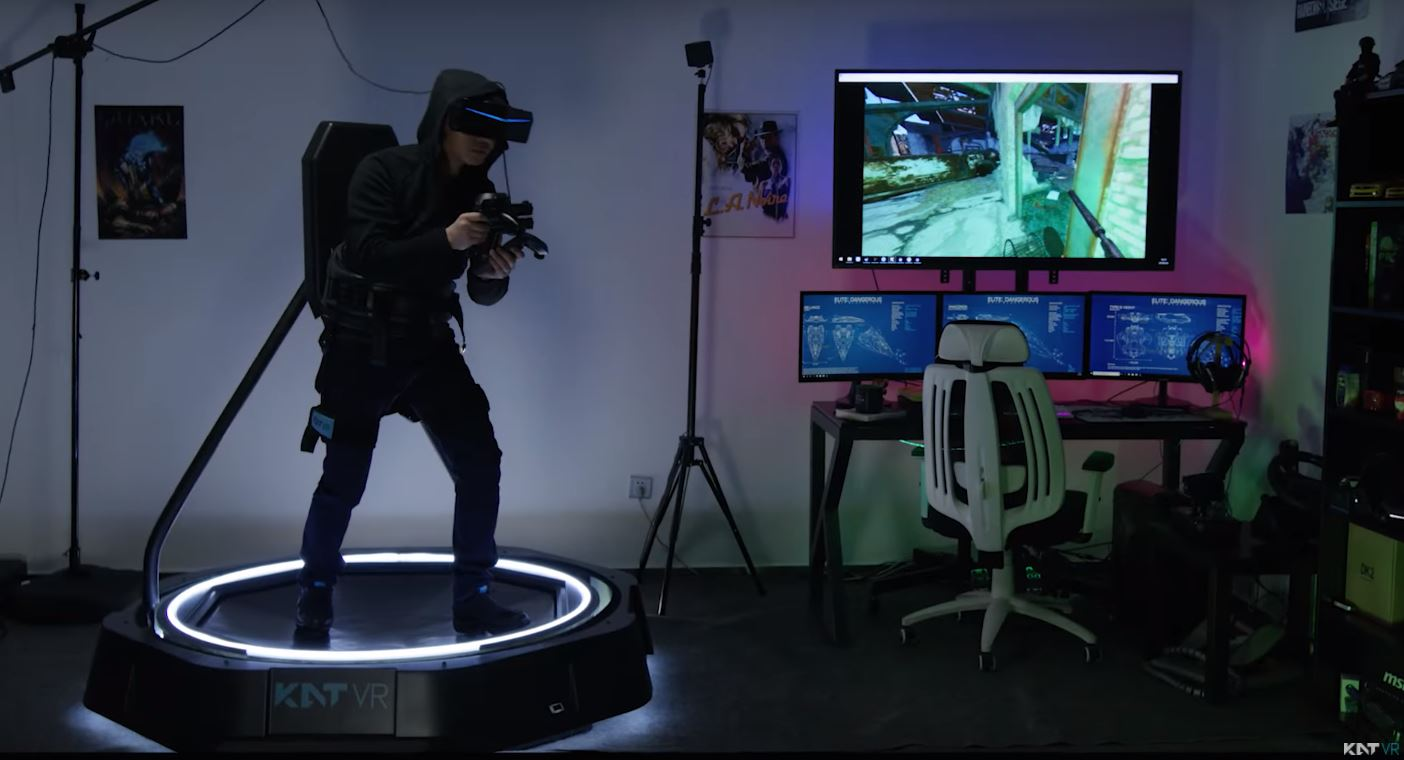 KAT VR Scraps Kat Walk Mini Kickstarter Campaign
