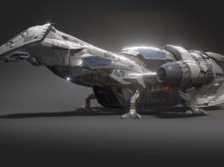 serenity spaceship vr