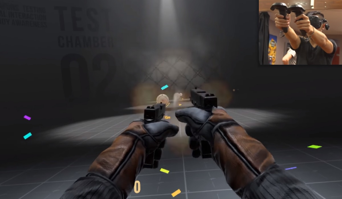 This Might Be The Best FPS VR Game Mechanics We've Seen