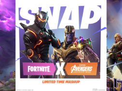 fortnite infinity war event thanos