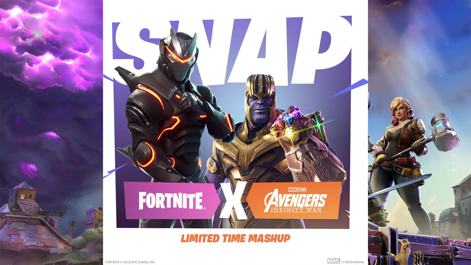 Facts You Need To Know About The Fortnite Avengers Infinity War Event