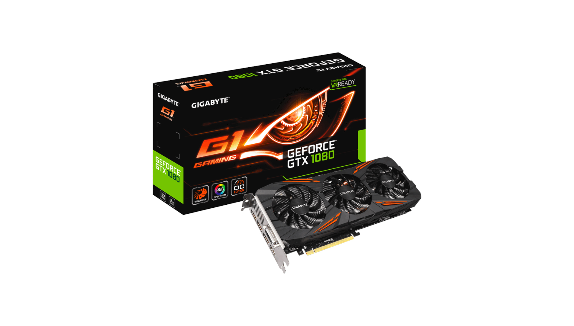 You Can Currently Purchase A GTX 1080 Graphics Card For $579