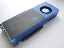intel larrabee graphics card gpu