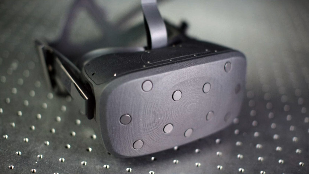 The Oculus Half Dome 140 Degrees FOV Prototype Headset Showcases The Next Steps For Facebook